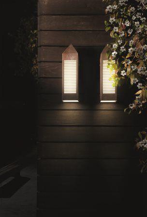 lampadario da esterno : Torremato Illuminazione: le lampade da esterno Bat, le foto
