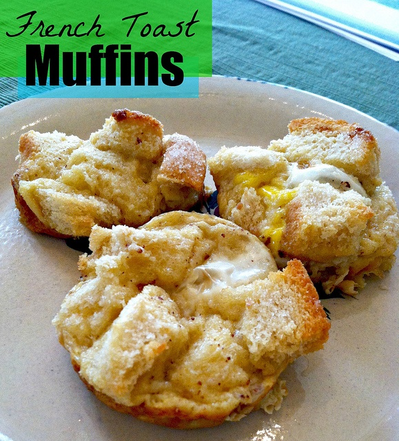 french toast muffins | .best part of waking up. | Pinterest