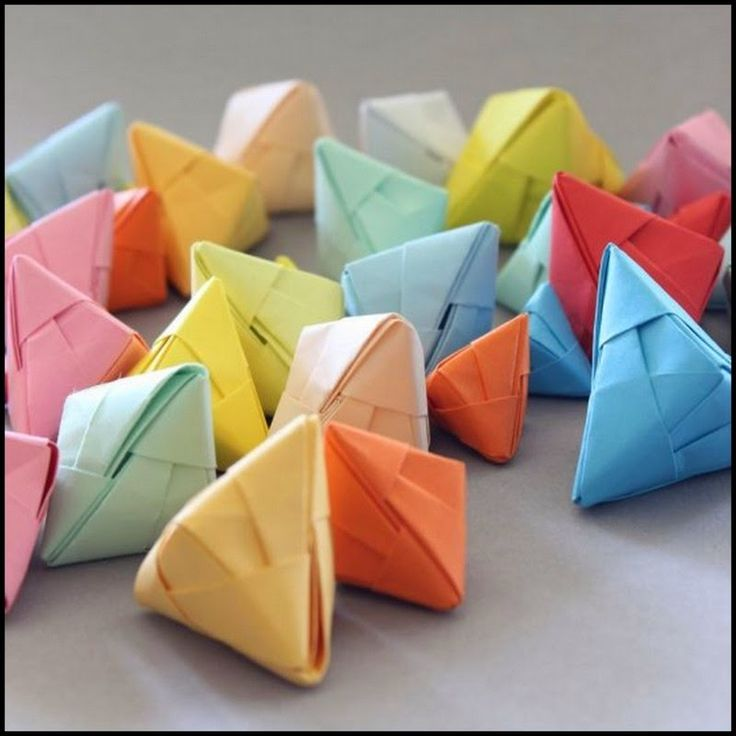 diy origami fortune cookies party and shower ideas