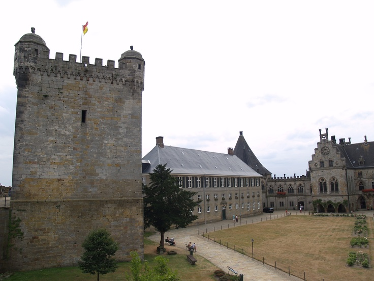Bad Bentheim Germany  city pictures gallery : Bad Bentheim, Germany | Castle | Pinterest