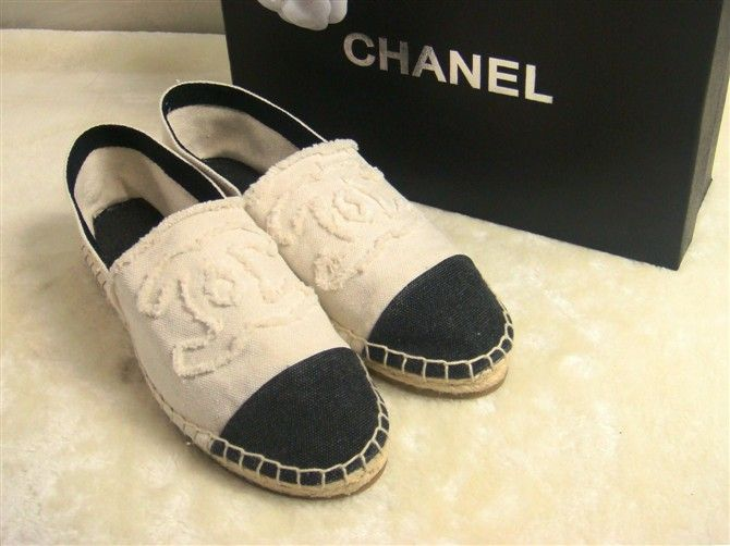 chanel canvas flat shoes dreaming of coco chanel