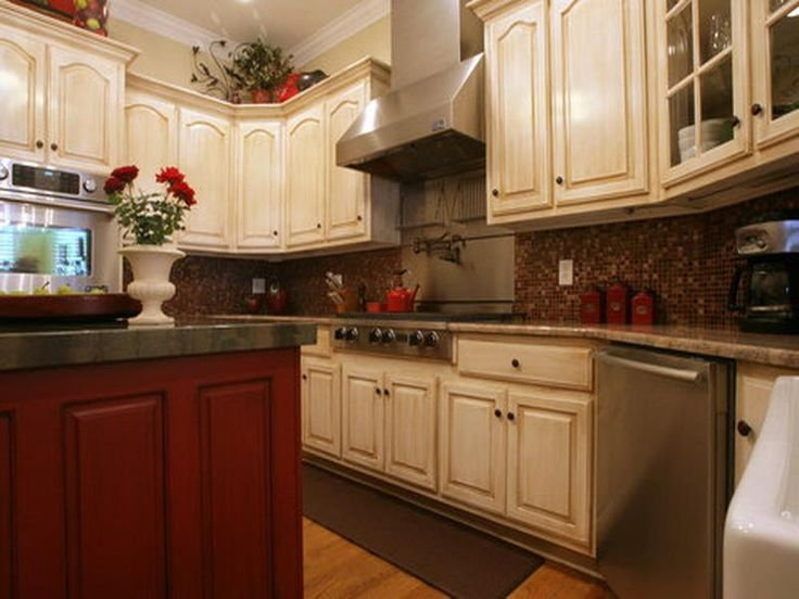 White kitchen cabinet color schemes my new kitchen for Latest kitchen cabinet colors