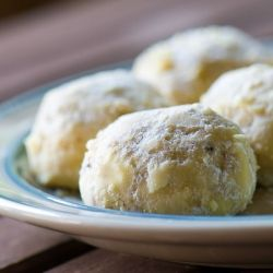 Pecan Butter Balls, Russian Tea Cakes Or Mexican Wedding Cookies ...