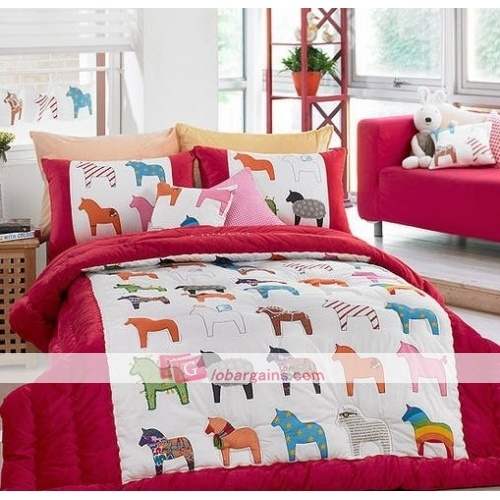 horse bedding for girls room s k n a h e m