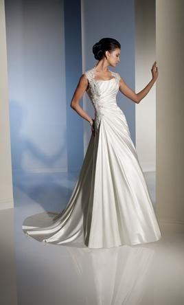 Sophia tolli y21160 12 1 eddings pinterest for How much is a custom wedding dress