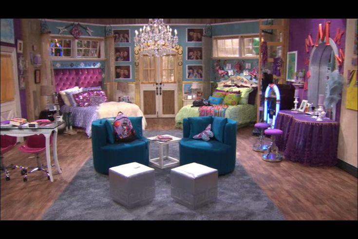 Hannah Montanas bedroom is want moms board for Faith Pinterest - Hannah Montana Bedroom