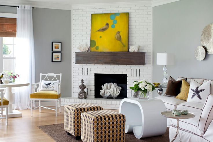 Grey yellow living room grey and yellow pinterest