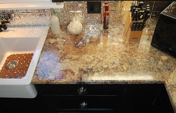 Laminate countertops farm sink kitchen remodel for Kitchen remodel laminate countertops