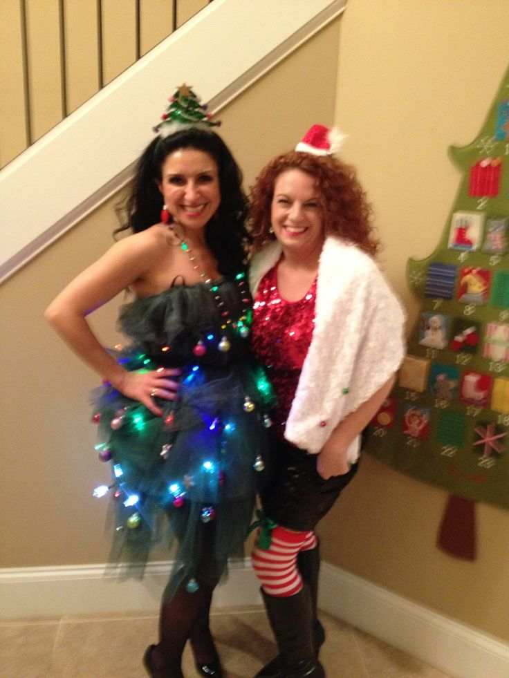 Christmas costumes ugly christmas sweater party pinterest