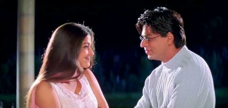 Pin by Ngaire on Mohabbatein (2000) - Shahrukh Shah Rukh ...