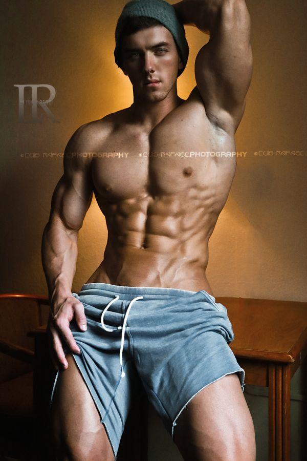 Chase Isaacs: Hot Fitness Model. Luis Rafael Photos