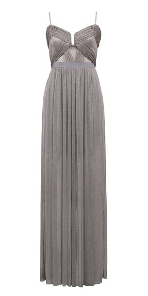 Falling water dress grey silver thurley 350