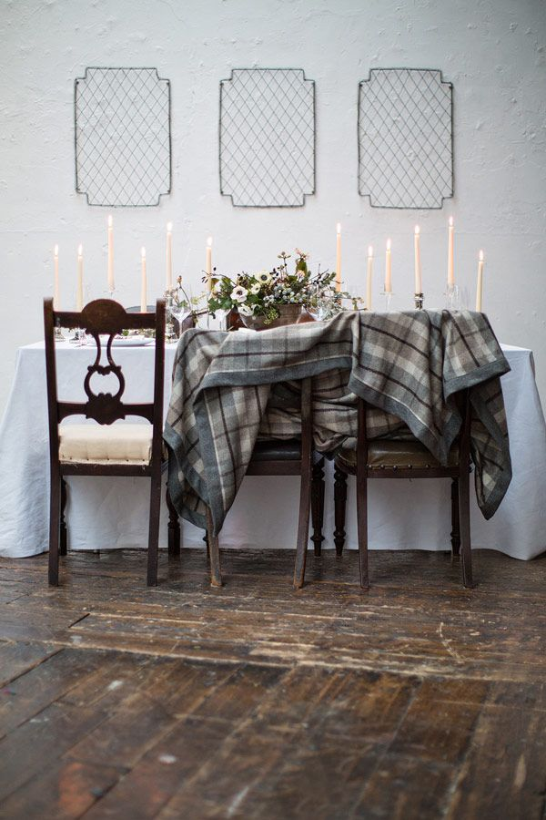Christmas Table Inspiration – A Modern Irish Celebration