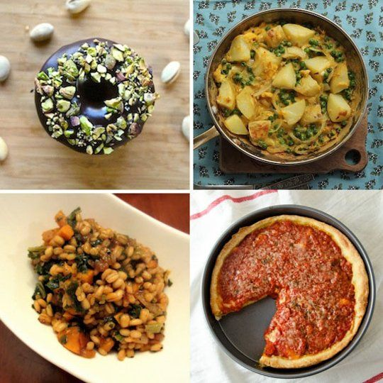 ... Doughnuts & Sweet Potato Barley Risotto Delicious LInks | The Kitchn