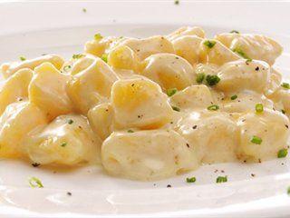 Potato Gnocchi | Italian dishes | Pinterest