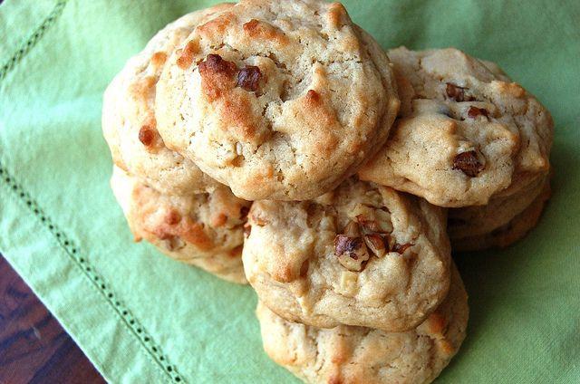 Vermont Maple Walnut Cookies | Cookies | Pinterest