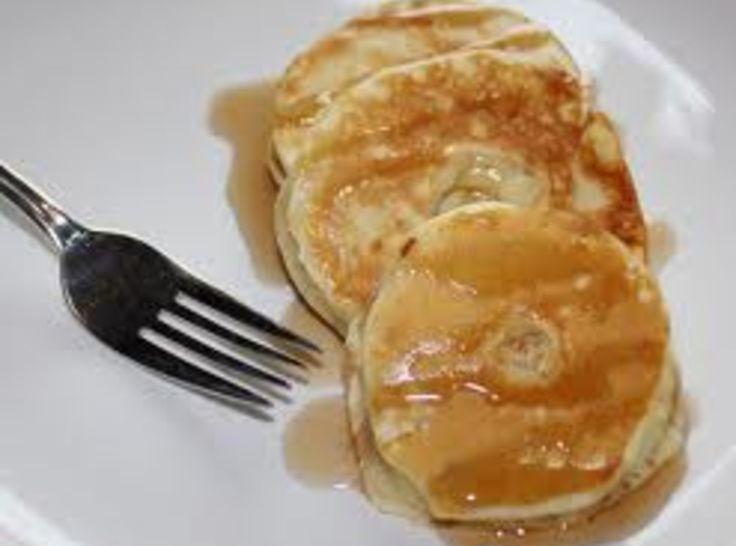 Fried Apple Pancake Rings | Recipes | Pinterest