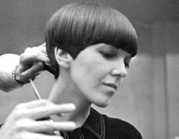 Short hair - pointy sideburns   Ladies' Hair (Performers Reference ...