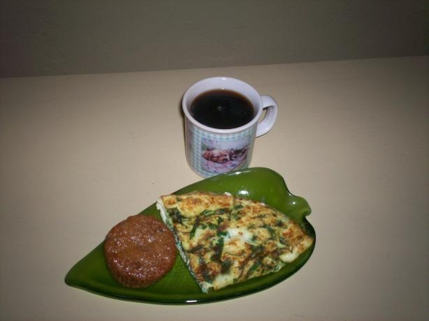 Spinach and Feta Omelet (Ww) | Recipe