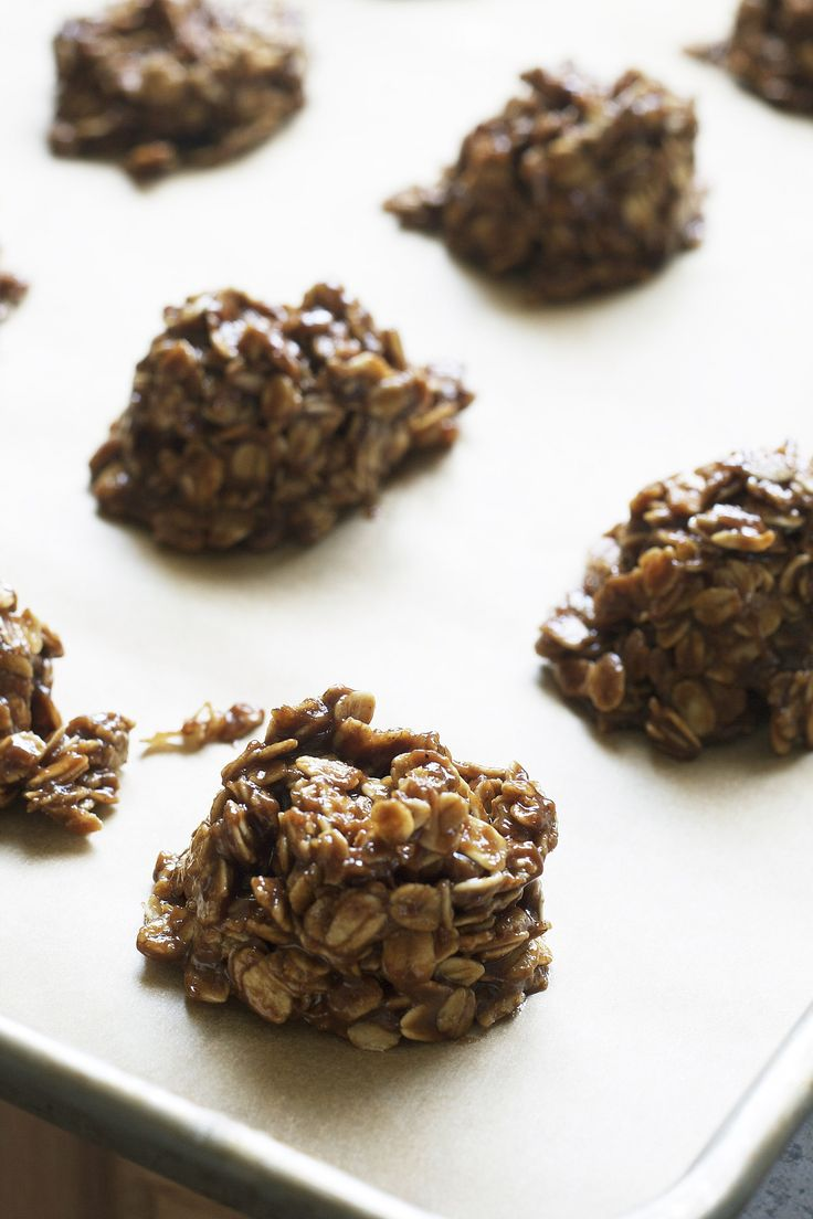 No Bake Chocolate, Oatmeal And Coconut Cookies Recipes — Dishmaps