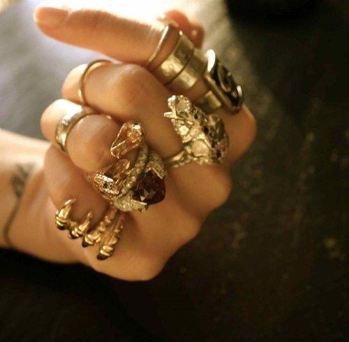 Golden.