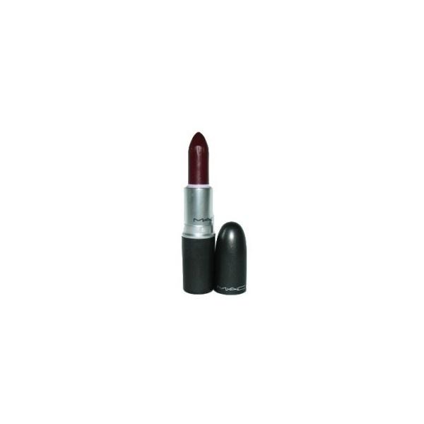 MAC Matte Lipstick - Prince Noir | All Cosmetics Wholesale liked ...
