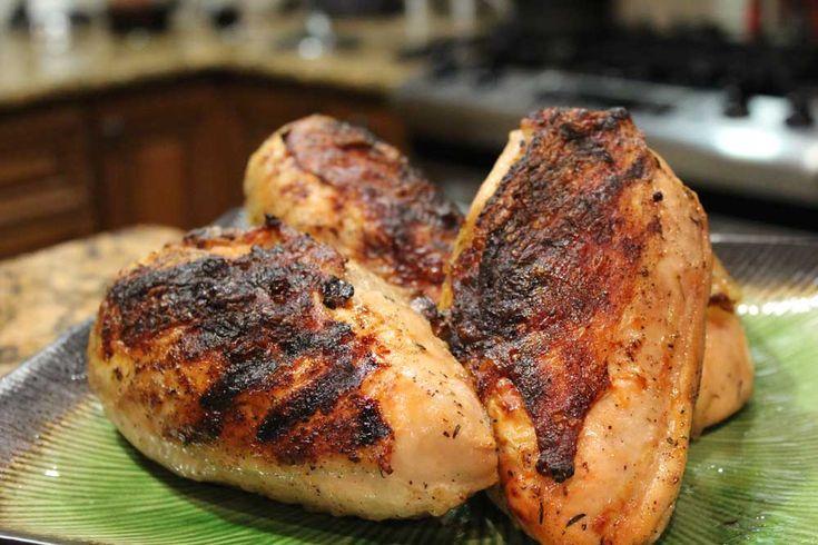 Buttermilk Brined Chicken Breasts | Brining | Pinterest