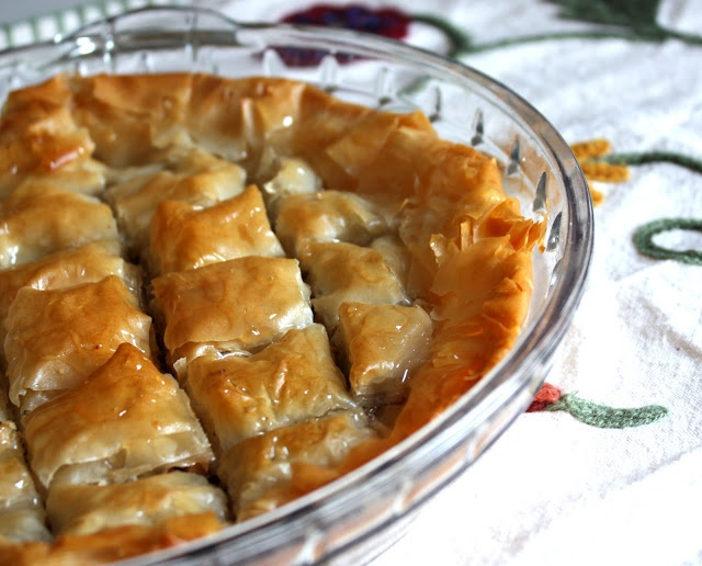 Easy Baklava | Confections | Pinterest