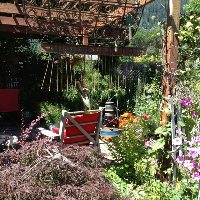 Garden Junk Gardening Pinterest