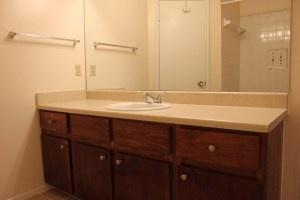 gel staining bathroom cabinets bathroom