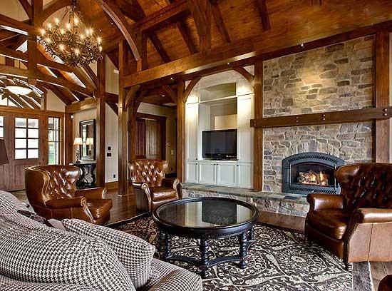 Lake house interior lakehouse interiors pinterest - Lake home interior ...