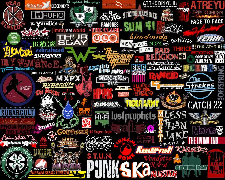 Best Punk Rock Bands