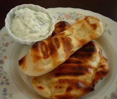 naan naan naan bread indian garlic naan garlic cilantro naan homemade ...