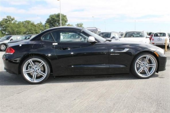 2014 bmw z4 35is bmw of alexandria pinterest. Black Bedroom Furniture Sets. Home Design Ideas