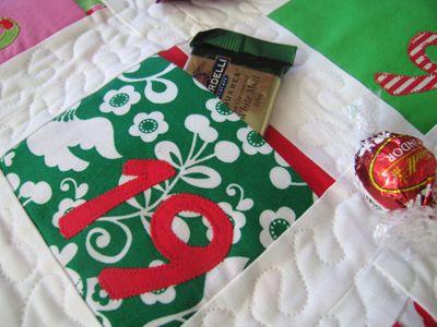 Best Homemade Advent Calendars - Fine Craft Guild dotcom