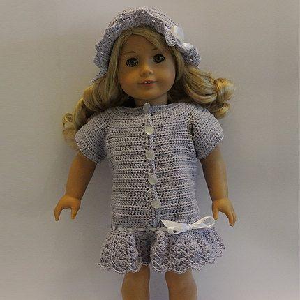 Crochet Pattern Central American Girl : CROCHET OUTFITS AMERICAN GIRL DOLLS ? Only New Crochet ...