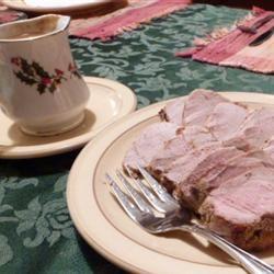 Pork Tenderloin with Dijon Marsala Sauce | Recipe