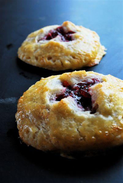cranberry handpies   Desserts   Pinterest
