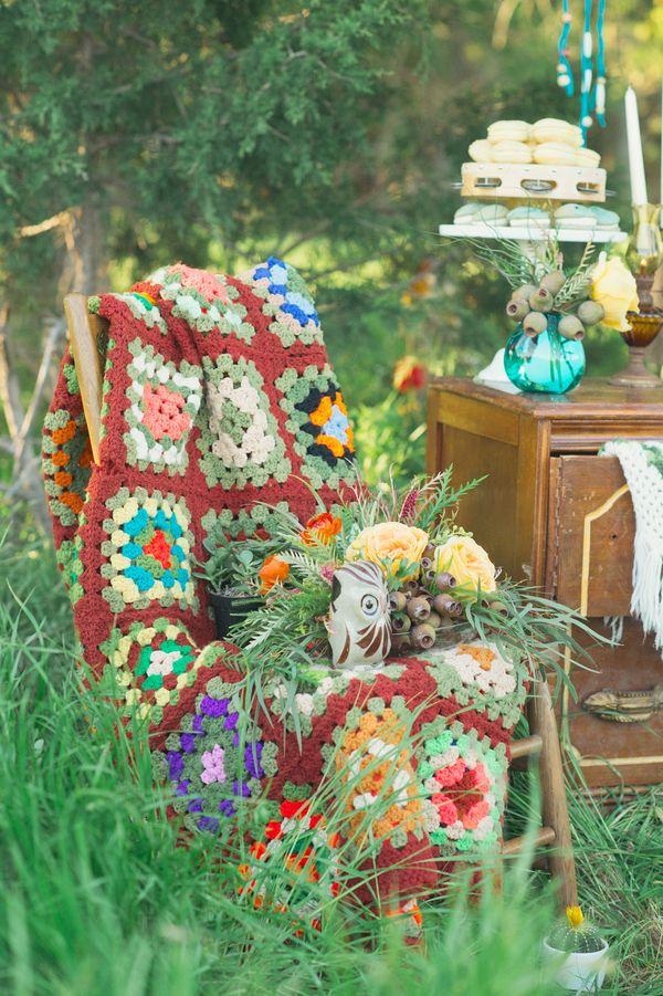 Boho Style Wedding Decorations