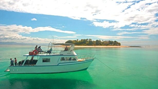 Beqa Island, Fiji oh yeah that's gonna be me :)