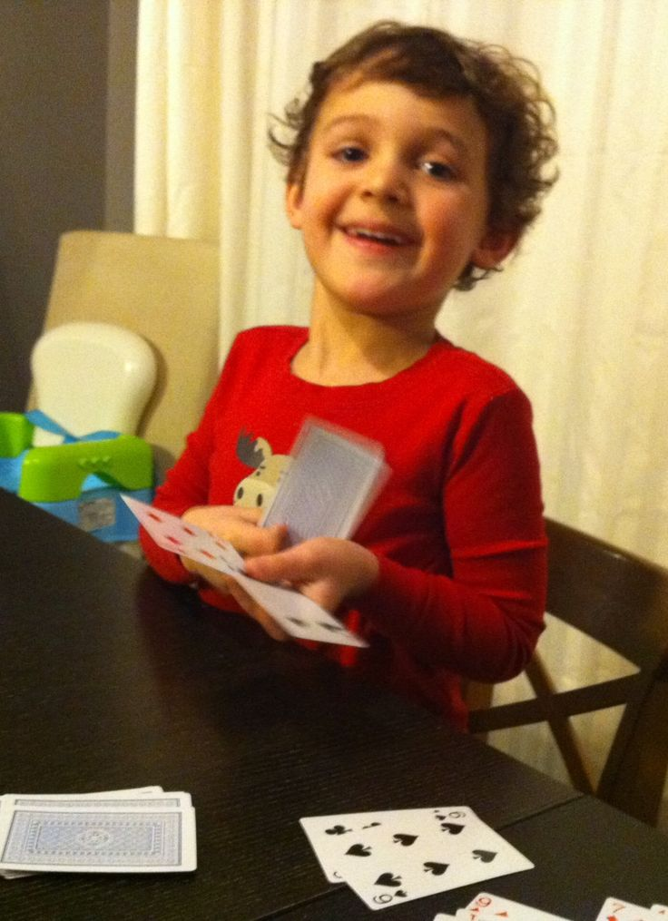 how to play crazy 8 card game for kids