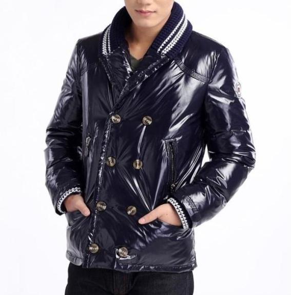 Buy Black Moncler Emilien Down Jacket for Men