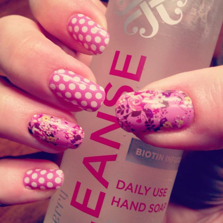 by Celena Faris {My Stay at Home Mama Life} on Jamberry Nails | P
