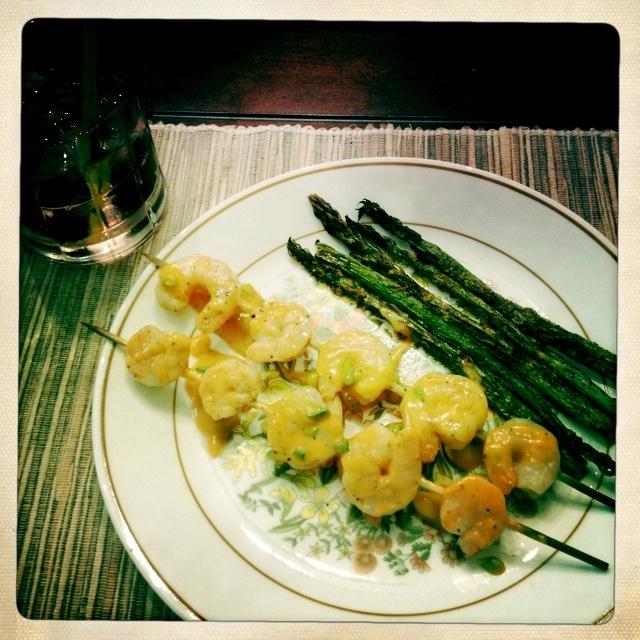 ... http://www.skinnytaste.com/2012/05/bangin-grilled-shrimp-skewers.html