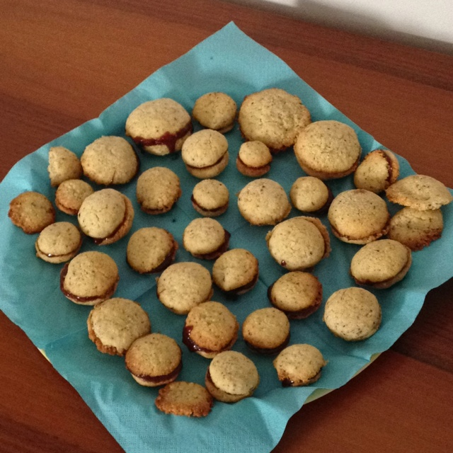 recipe on food52 baci di dama cookies madonna del piatto baci di dama ...