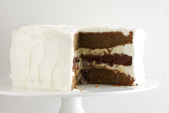 French Vanilla Mocha Latte Layer Cake by Joy of Kosher with Jamie ...