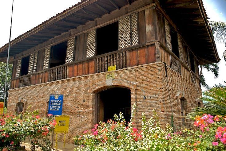 Marcos Museum, Ilocos Norte