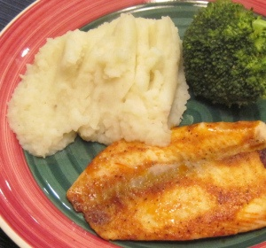 tilapia using Foreman/Panini grill | Cook this..Drink that.... | Pint ...