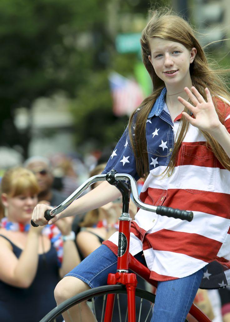 july 4th parade dc 2013