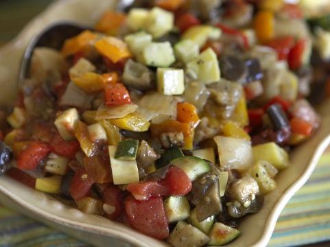 Fresh Basil Ratatouille | Recipe